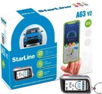 Автосигнализация StarLine A63 2CAN+2LIN Eco V2 -