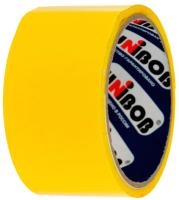 Скотч Unibob 48мм x 24м / 55750 (желтый) -