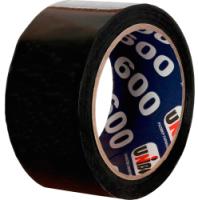 Скотч Unibob 48мм x 24м / 57200 (черный) -