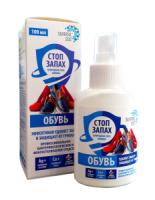 Дезодорант для обуви Silversil Стоп Запах (100мл) -