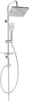 Душевая система Invena Nyks AU-32-001-G -
