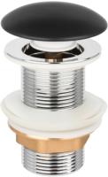 Донный клапан Invena SC-B1-CBP-W (Click-Clack) -