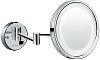 Зеркало косметическое Hansgrohe Logis 73560000 -