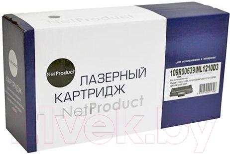 Купить Картридж NetProduct, ML-1210D3, Китай, черный
