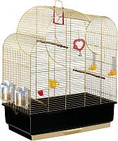 Клетка для птиц Ferplast Nuvola Antique Brass / 52037802 -