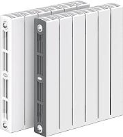 Радиатор биметаллический Rifar Supremo 500 (14 секций) -