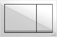 Кнопка для инсталляции Cersanit Enter P-BU-ENT/Wh (пластик белый) -