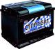 Автомобильный аккумулятор СтартБат 6СТ-90 (90 А/ч) -