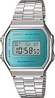 Часы наручные мужские Casio A168WEM-2EF -