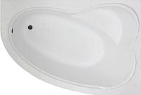 Ванна акриловая Balu B022A-150R (каркас, лицевой экран) -