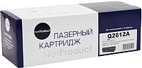 Картридж NetProduct N-Q2612A -