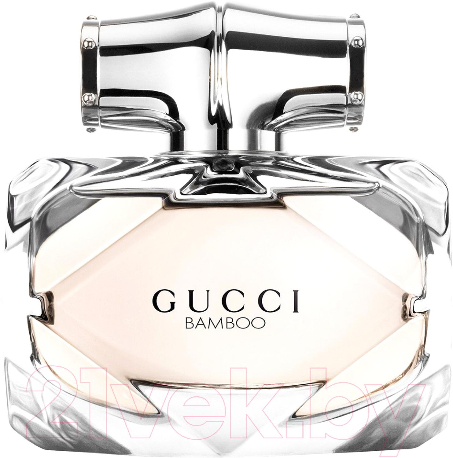 Купить Туалетная вода Gucci, Bamboo (75мл), Швейцария, Bamboo (Gucci)