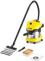 Профессиональный пылесос Karcher WD 4 Premium (1.348-150.0) -