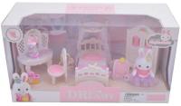 Комплект аксессуаров для кукольного домика Симбат B1908083 -