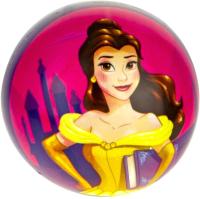 Мяч детский 1Toy Disney Принцессы Бэль. Золушка / Т17387 -