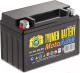 Мотоаккумулятор Tyumen Battery YTX9 (9 А/ч) -