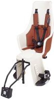 Детское велокресло Bobike Exclusive Maxi Frame / 8011100026 (Cinnamon Brown) -