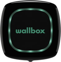 Зарядная станция для электромобиля Wallbox Pulsar Type 2 / WBPL-0-2-4-0-002-A (черный) -