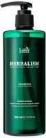Шампунь для волос La'dor Herbalism Shampoo Успокаивающий (400мл) -