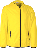 Ветровка 2K Sport Optimal / 113013 (XXL, желтый) -