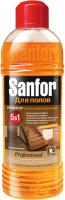 Чистящее средство для пола Sanfor Универсальное концентрированное 5в1 (920мл) -