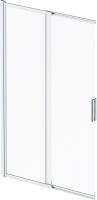 Стеклянная шторка для ванны AM.PM Like W80S-100PS-150MT -
