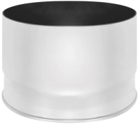 Стакан для дымохода Везувий 0.5мм д.150 -