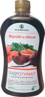Стимулятор роста для растений Белнефтесорб Гидрогумат Морковь и свекла (0.5л) -