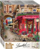 Пазл Step Puzzle Limited Edition. Cafe des Paris / 79813 (1000эл) -