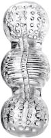 Мастурбатор для пениса ToyFa Lingam Rashmi / 880102 (прозрачный) -