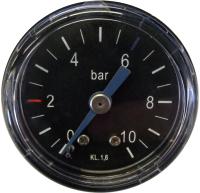 Манометр сантехнический BWT 1/4 0-10 Bar / 84654 -