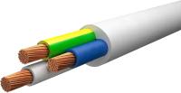 Провод силовой Ecocable ПВС-Т 3x0.75 мк 0.38кВ (10м) -