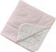 Одеяло детское Martoo Basik S / BS-S-PN/GR (розовый/серый) -