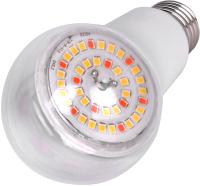 Лампа для растений Uniel LED-A60-15W/SPFB/E27/CL PLP30WH / UL-00007405 -