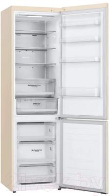 Холодильник с морозильником LG DoorCooling+ GA-B509MEQM