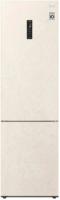 Холодильник с морозильником LG DoorCooling+ GA-B509CEQM -