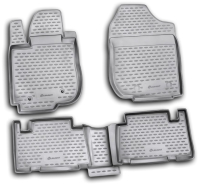 Комплект ковриков для авто ELEMENT NLC.48.46.210K для Toyota RAV 4 (4шт) -