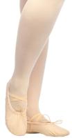 Балетки танцевальные Dance Pro Текстильные (р.35, телесный) -