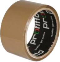 Скотч Profitto 48ммx30м (темно-коричневый) -