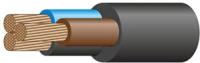 Кабель силовой Ecocable КГ 3x1.5 тп-ХЛ (5м) -