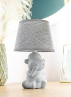 Прикроватная лампа Лючия Манки Хил 236 (серый) -