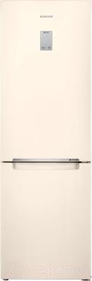 Холодильник с морозильником Samsung RB33A3440EL/WT