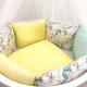 Комплект постельный в кроватку DreamTex Солнечные единорожки -
