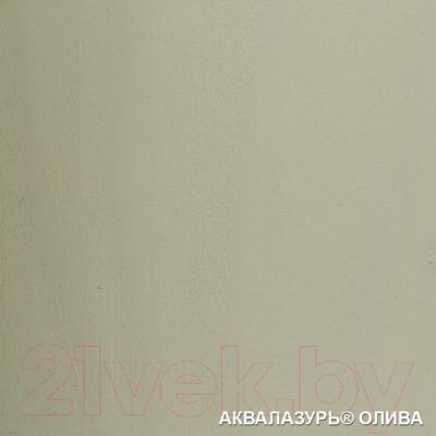 Защитно-декоративный состав Eurotex Аква (2.5кг, олива)