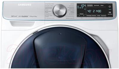 Стирально-сушильная машина Samsung WD90N74LNOA/LP