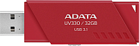 Usb flash накопитель A-data Dash Drive UV330 32GB Red -