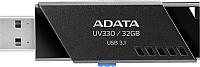 Usb flash накопитель A-data Dash Drive UV330 32GB Black -