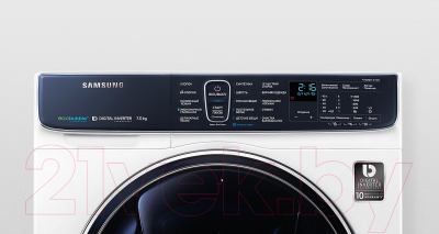 Стиральная машина Samsung WW70K62E69SDBY