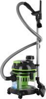 Профессиональный пылесос Arnica Hydra ET11511 (зеленый) -