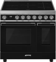 Кухонная плита Smeg CPF92IMBL -